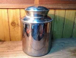 官帽茶倉(茶葉罐)—古物舊貨