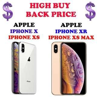 Buy Back IPHONE