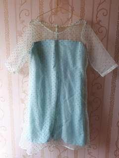 NEW Tosca Dress (Jahit Sendiri) Fit to XL