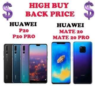 Wtb Huawei P20 / P20 Pro / Mate 20 / Mate 20 Pro