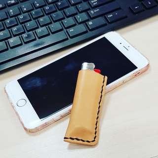 Handmade Leather lighter case