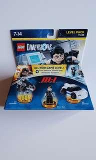 Lego Dimensions 71248 MI Level Pack