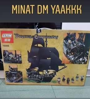 Lego lepin pirates of the Caribbean