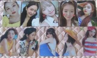 Red Velvet - Summer Magic limited edition photocard <Power Up!>