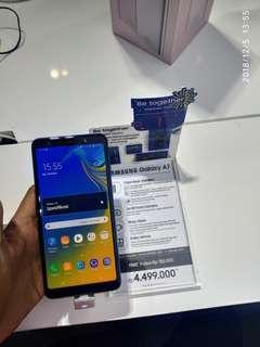 Kredit Samsung Galaxy A7 Promo 0% Dan Free 1x Cicilan.