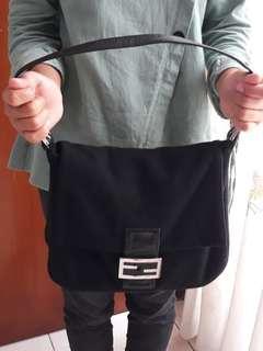 Re - Price Fendi Wool Bag Nett Cuakepppp