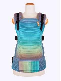 **FAST DEAL S$500/-** Tula Girasol Magnificent Rainbow Azul Pacifico Diamond Weft Full Toddler WC