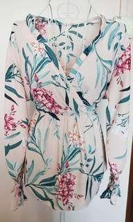 Kimono top. Last piece!