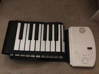 Hand Roll Piano