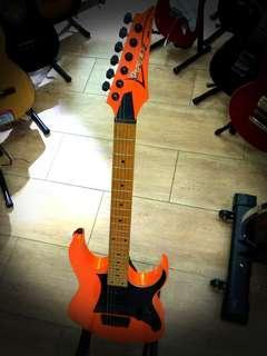 @Pre-loved IBANEZ RG Series RG331M Limited Edition Electric Guitar