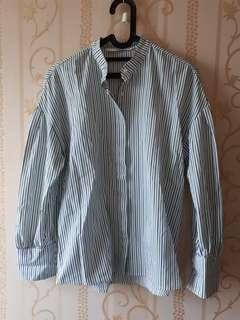 Mango Stripe Shirt