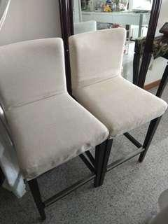 Pair of Bar stool for sale!