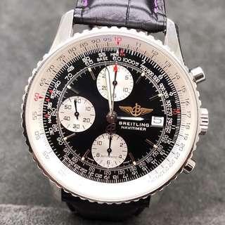 Breitling Navitimer 42mm Chrono Watch Full Set