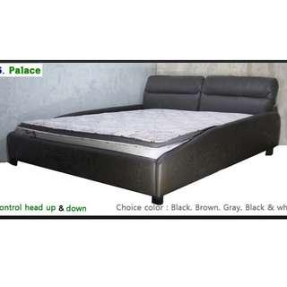 control palace bed frame on stock ready to deliver