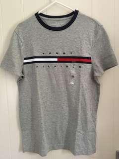 tommy shirt x