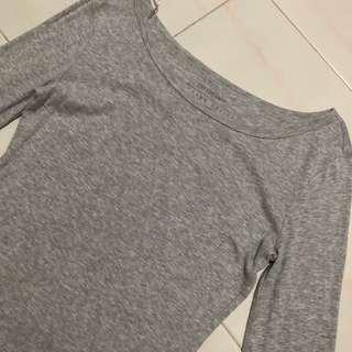 long sleeved top