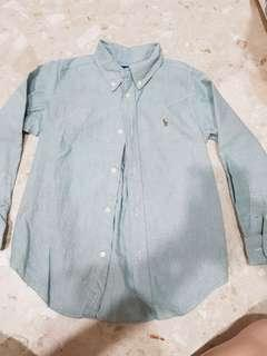 4 pcs of Ralph Lauren Authentic Branded Shirt and Polo-Tees
