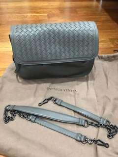 BN Bottega Veneta Handbag in Grey