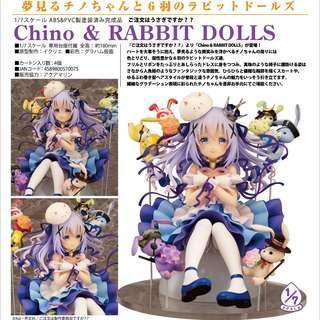 "[PO] ""Gochumon wa Usagi Desu ka??"" Chino & RABBIT DOLLS"