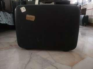 Antique used luggage for sale.