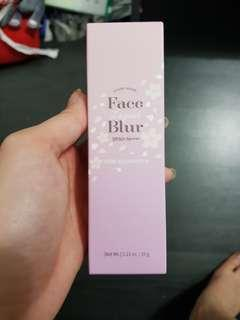 Etude House face blur primer (cherry blossom edition)