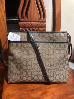 Price Reduced 💯 % Authentic Coach crossbody bag