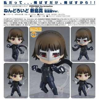 "[PO] Nendoroid ""PERSONA5 the Animation"" Niijima Makoto Phantom Thief Ver."
