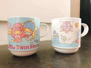 Little Twin Stars stackable Mug 馬克杯 (一對兩隻)