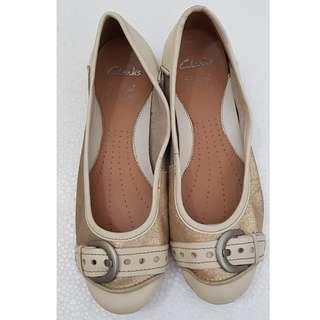 Clarks active air ballerina shoes