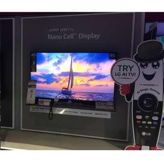 Lg SUPER UHD TV 4K Smart NANO CELL Display