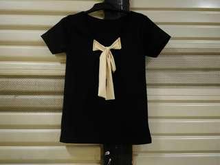 Black Woman V Shirt (BAHANNYA BAGUS BANGET)
