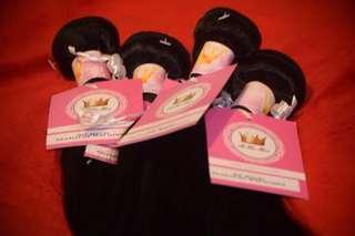 Virgin Hair bundles