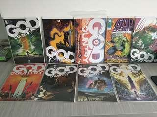 God country 1-6