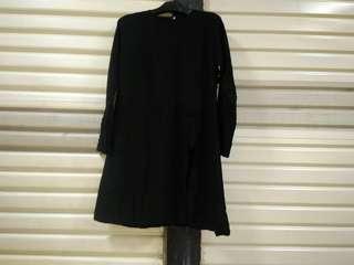 Hijab Black Outwear Alila