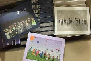 [Preorder]THE BOYZ 3rd Mini Album-THE ONLY + Poster
