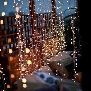 Fairylight Curtain 3m X 3m Fairy Lights