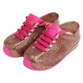 Brand New Mini Melissa Love System Sneakers in Size US 7