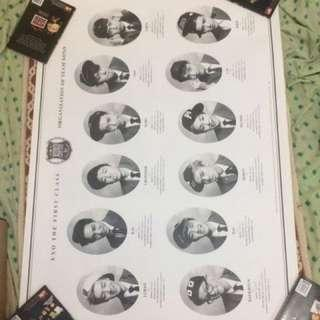 EXO XOXO Album Poster