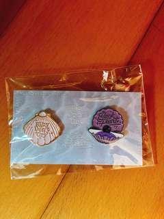 EXO 韓站 pin set