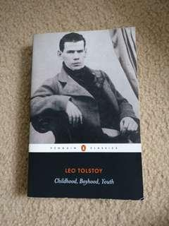 Tolstoy - Childhood, Boyhood, Youth
