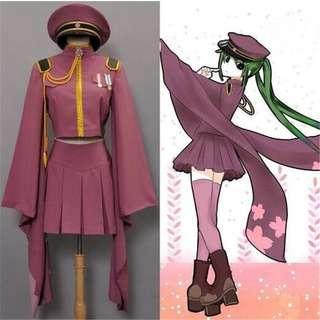 Miku Senbonzakura Cosplay Costume