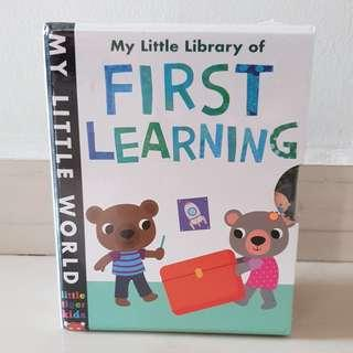 My Little Library of First Learning