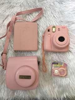 Instax Mini 8 Light Pink