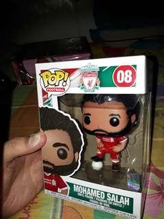 Funko Pop Liverpool Mohamed Salah