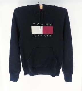 Tommy Hilfiger Navy Hoody   AUTHENTIC
