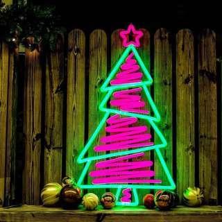 聖誕燈飾佈置/聖誕飾物/聖誕禮物