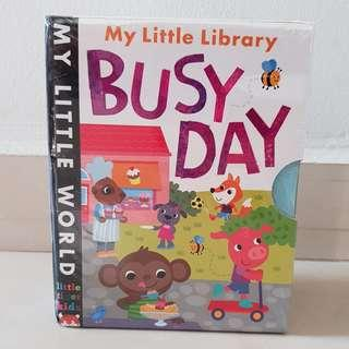 My Little Library - Busy Day