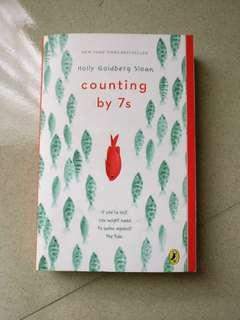Novel Counting by 7s