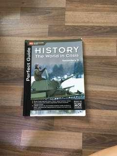 history the world in crisis sec 3 perfect guide