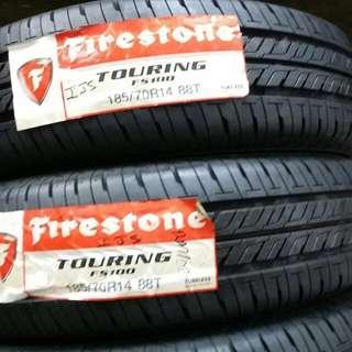 Firestone 185/70R14 Tyre New